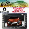 Renault Megane特別な車のDVDプレイヤー
