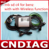 Самое лучшее Price для MB SD Connect C4 Multiplexer Compact 4 Mercedes-Benz с Wireless Function