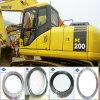 Roulement de boucle de pivotement pour l'excavatrice PC300-7 de KOMATSU