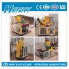Hr1-25ディーゼル機関の電気のない連結の煉瓦機械