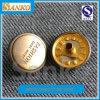 Кнопка металла способа изготовленный на заказ
