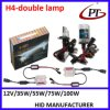 C.A. HID Kit 6000k HID Xenon Kit H4 de Sell 35W da fábrica