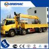 XCMG 12 Ton Telescopic Boom Truck Mounted Crane Sq12sk3q à vendre