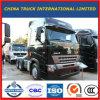 HOWO de Goedkope Prijs van de Tractor van het Wiel van de Primaire krachtbron 6X4 420HP