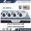 4 Kanal Kit 1080P Realtime 4CH Ahd DVR Kits