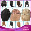 BangのさまざまなStyleブラジルのVirgin Human Hair Clip