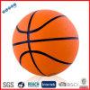 Tamaño de goma 7 del baloncesto del solo color