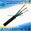 PVC australiano Flexible Copper Wire Cable do Pesado-dever 3c de Cord Standard Flex da potência