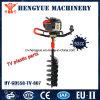 Портативный управляемый бензиновый двигатель Ground Drill Digging Tools -
