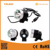 10W diodo emissor de luz Bicycle Light de Aluminum do poder superior do CREE T6 (YZL805)