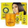 Cheveux Relaxer de beurre de bassie de Tazol Silksoft