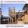 Technik steht Chemiefabrik-Edelstahl-Struktur-Herstellung F-04 vor