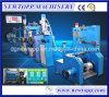 Línea química automática de la protuberancia de cable del PLC que hace espuma Xj-40+30