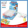 Het goedkope Plastic Kleine Transparante Stuk speelgoed van het Kanon van het Water met Suikergoed