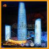상업적인 건물은 표시 건물 모형 제작자 또는 건물 모형 또는 건축 모형 의 주거 모형의 /All 종류를 만든다