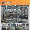 Maquinaria de engarrafamento do suco do frasco de vidro