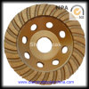 Turbo Diamond Grinding Cup Wheel para Shaping de Marble