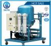Eficiente purificador de aceite usado alto vacío del condensador