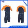 Застежка -молния фронта мокрой одежды Shorty изготовленный на заказ славного малыша конструкции больше цвета для выбирает лето типа способа