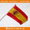 Bandierina/bandiera di pubblicità nazionali della mano del poliestere di vendita calda