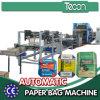 Saco de um Kraftpaper de 50 quilogramas produzindo a maquinaria para o material do produto químico da alta qualidade