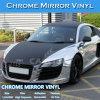 Espejo Custom Chrome vinilo pegatinas Automóvil Papel Foil