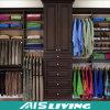 Caminata de encargo de la talla del mejor sentido en el guardarropa del dormitorio del armario (AIS-W61)
