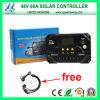 48V 60A LCD Display PWM Solar Charge Controller (QWP-VS6048U)