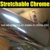 Alta película de plata flexible del espejo del cromo