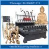 Маршрутизатор CNC головки Multi оси маршрутизатора 4 CNC оси головки 4 Multi для деревянный делать мебели (JCW1325R-10H)