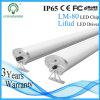 Impermeabilizar nuevamente la luz de la Tri-Prueba de los 2FT/4FT/5FT LED para el estacionamiento del coche