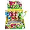 Apen die het Stuk speelgoed van de Bevordering van het Suikergoed van Gongen (H10069008) spelen