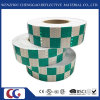 Crystal Lattic FilmのIntensity高いGrid Design Printed PVC Fluorescent Reflective Tape Made