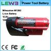 Batería de litio de la herramienta eléctrica del reemplazo del Litio-Ion de 18650*3 Milwaukee
