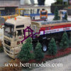 4D Factory Truck Transportation Scene Scale Model Maker (BM-0425)