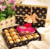Caja de regalo de empaquetado de papel del chocolate/caja de cartón (YL-LB38)