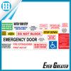 Segni e decalcomanie adesivi dello scuolabus di alta qualità