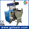 Clothing를 위한 Product 새로운 CO2 Half Cutting Laser Machine