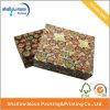 Caja modificada para requisitos particulares de la caja de regalo de la impresión en color 4