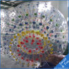 Material de la bola TPU de Zorb del niño para los juegos del parque del agua
