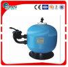 O filtro da piscina Lado-Monta o filtro de areia com válvula de Multiport