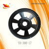 Lautsprecher-Korb für Kundenbezogenheits-Eisen-Lautsprecher zerteilt Rahmen PA-Peaker