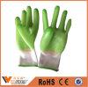 Промышленным перчатки безопасности работы мачюиниста руки защитным покрынные нитрилом