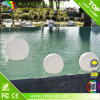 Bola de luz al aire libre impermeable al aire libre del LED que cambia el color