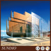 Плакирование внешней стены песчаника высокого качества самомоднейшей конструкции гостиницы керамическое