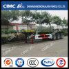 Acoplado del plano Cimc 3axle
