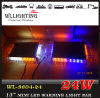 Luz de advertência 24LED tráfego magnético da montagem do mini