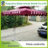 2.5mのテラスの傘の庭の屋外の傘