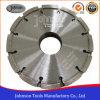 El corte circular del granito de Od150mm consideró la lámina para el corte material duro
