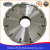 A estaca circular do granito de Od150mm considerou a lâmina para a estaca material dura
